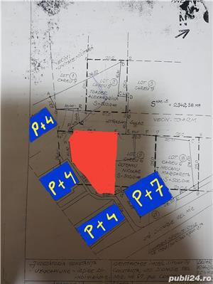 Vand sau schimb Casa demolabila 40 mp+teren intravilan - imagine 5