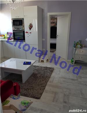 Intim, bloc nou, apartament 2 camere, modificat in 3 camere,mobilat,utilat,lux - imagine 2