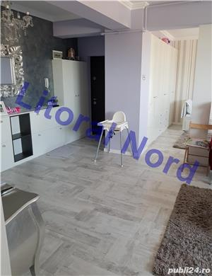Intim, bloc nou, apartament 2 camere, modificat in 3 camere,mobilat,utilat,lux - imagine 6