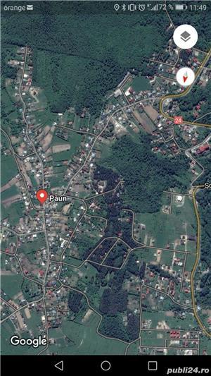 Oferta rate-Teren Iasi Sat Paun-BUCIUM (linga padure) 8000 m2 cu utilitati in zona, accept si auto - imagine 5