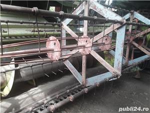 combina agricola CLAAS 3m stare de functionare si piese motor - imagine 4
