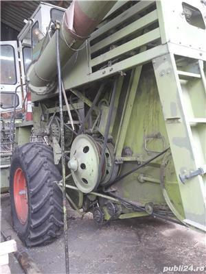 combina agricola CLAAS 3m stare de functionare si piese motor - imagine 8
