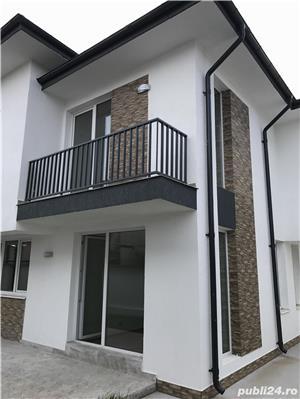 Vila tip duplex P+1, 4 camere, 150 mp curte, toate utilitatile - imagine 2