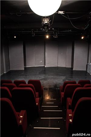 Inchiriez sala de spectacole in zona Universitate, 120m2 - imagine 4
