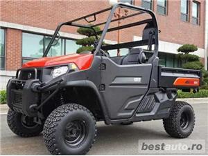Jeep nou, 4x4 UTV Kioti K9 2400,24CP - imagine 1