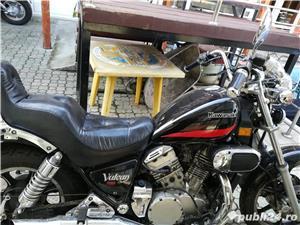 Kawasaki vulcan 750 twin - imagine 3