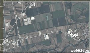 Vand 4 HA teren aeroport Timisoara, VGP Park Ghiroda sola A 85 - imagine 2