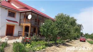 Vand casa cu etaj in Maracineni - imagine 8