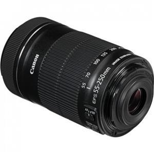 Obiectiv Canon 55-250 mm f4-5.6 IS STM   Parasolar cadou - imagine 4