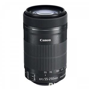 Obiectiv Canon 55-250 mm f4-5.6 IS STM   Parasolar cadou - imagine 1