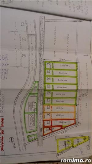 parcele teren intravilan de 1650 mp pentru case vacanta  Arges  - imagine 8