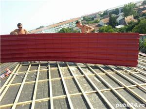 Firma realizam  constructii de case de la zero -acoperisuri -reparatii acoperisuri -dulgherii  - imagine 2