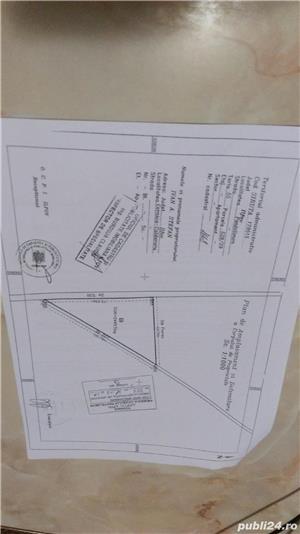 Vand 2450 mp teren intravilan in Pantelimon - imagine 3