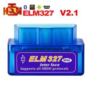 Diagnoza Auto Elm327 Mini Bluetooth OBDII OBD2 versiunea 2.1 - imagine 1