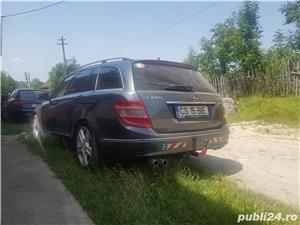 Mercedes Benz c-220 - imagine 4