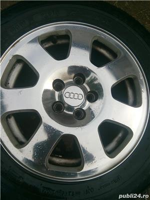 "Jenti aliaj Audi 15"" - imagine 3"