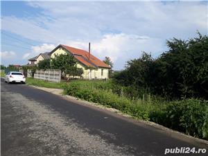 Vand teren intravilan in localitatea Rontau - imagine 1