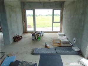 FARA COMISIOANE casa cu 4 camere si 2 bai P+1+pod terasa finisaje canalizare LA CHEIE merita vazuta - imagine 8
