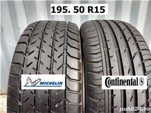 Cauciucuri de vara 195 50 R15 - Profil 100% ( 8 mm ) - imagine 1