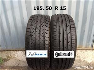 Cauciucuri de vara 195 50 R15 - Profil 100% ( 8 mm ) - imagine 2