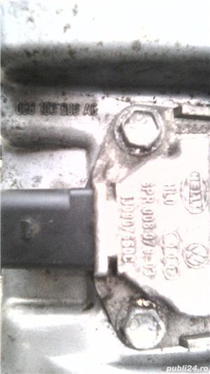 Baie ulei din  Aluminiu - VW BLS, BXE - imagine 1