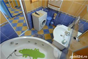 Investitie buna in zona complex, proprietar: apartament de lux la cheie, mobilat, 3 camere decom.  - imagine 10