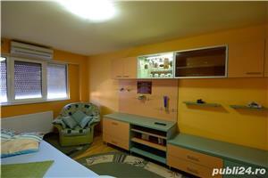 Investitie buna in zona complex, proprietar: apartament de lux la cheie, mobilat, 3 camere decom.  - imagine 4