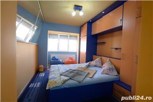 Investitie buna in zona complex, proprietar: apartament de lux la cheie, mobilat, 3 camere decom.  - imagine 2