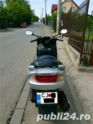 Suzuki Suzuki Burgman - imagine 4