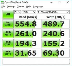 SSD 240Gb model S280 KinDian nou 2.5inch sata II - imagine 3
