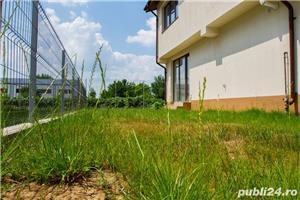 Vila individuala cu 4 camere, P+1E+M, 140mp gradina, zona linistita de vila - imagine 8