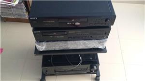 Cd Pleyer Sony CDP-515  - imagine 9