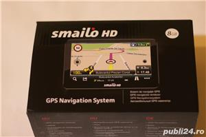 Navigatie Gps 7 inchi pentru soferii de tir , camion , autocar  - imagine 2