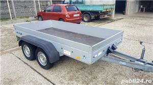 Remorca Meyer 2000 kg.inmatriculata in Ro - imagine 1