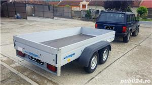 Remorca Meyer 2000 kg.inmatriculata in Ro - imagine 5