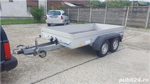 Remorca Meyer 2000 kg.inmatriculata in Ro - imagine 7