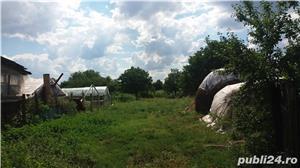 vand teren + casa batraneasca la Comuna Gruiu, Jud. Ilfov - imagine 5