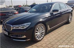 BMW 740d XDrive 390cp G11 Laser Head Up Soft - imagine 1
