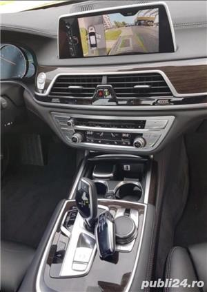 BMW 740d XDrive 390cp G11 Laser Head Up Soft - imagine 6