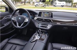 BMW 740d XDrive 390cp G11 Laser Head Up Soft - imagine 4