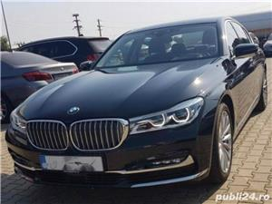 BMW 740d XDrive 390cp G11 Laser Head Up Soft - imagine 3