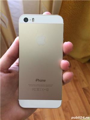 iPhone 5S Gold - imagine 5