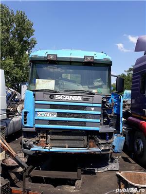 Dezmembrez Scania 144L 460 - imagine 2