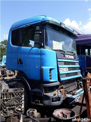 Dezmembrez Scania 144L 460 - imagine 1