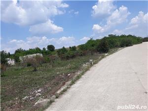 vand locatie pentru parc auto 23522m.partial betonati la38 km de Bucuresti Bucsani jud Giurgiu - imagine 3