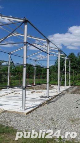 Vand ferme hale structuri metalice sau schimb cu auto - imagine 2