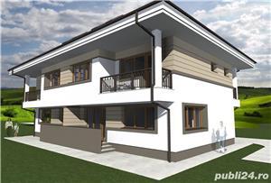 Casa + curte de 125 mp - imagine 2