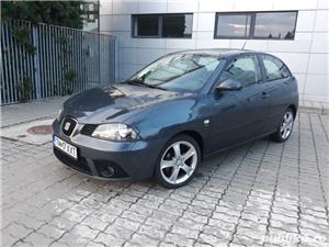 Seat Ibiza 1,9 tdi diesel anul 2007 inmatriculata  - imagine 1