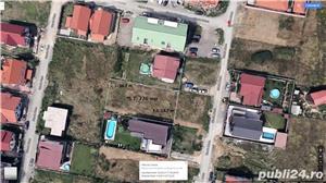 Teren GIROC - Hotel IQ / Calea Timisoarei / Neptun * S: 726 + 380 MP * F.S: 19 M * PROPRIETAR * - imagine 8