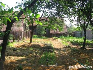 Casa la tara cu gradina, de vanzare in sat Ileni, jud Brasov, 1900mp - imagine 9